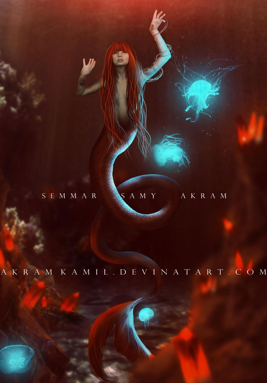 M E R M A I D by akramkamil