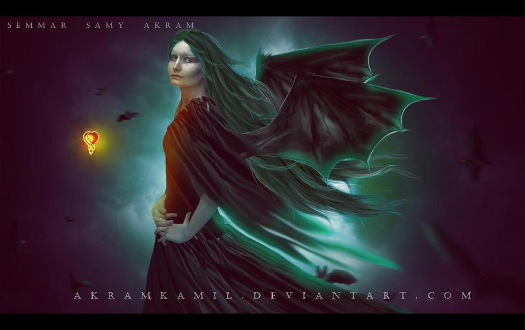 I'm Back by akramkamil