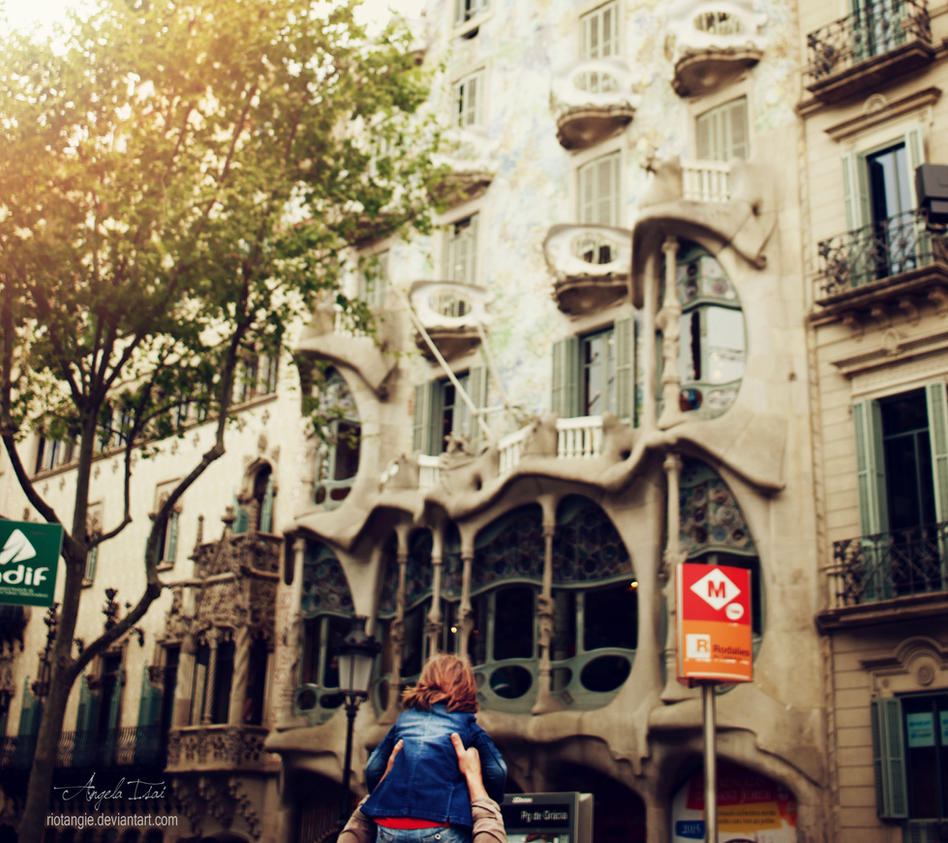 casa Batllo Barcelona by RioTAngiE
