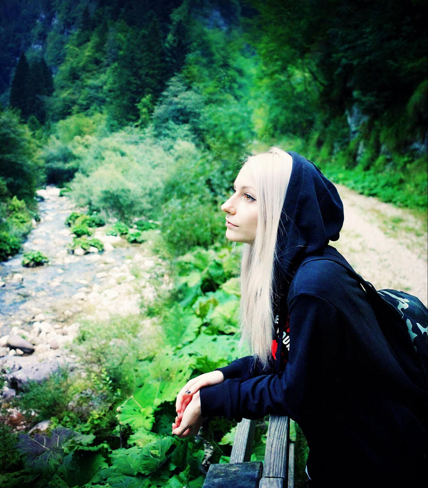 Mountain trip by RioTAngiE