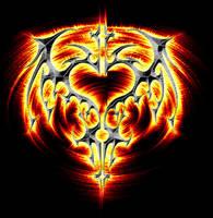 Heart by QrueL