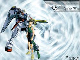 Gundam Wing 800x600 by slgerman