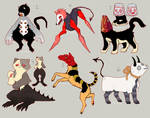 a whole bunch of flat price adopts