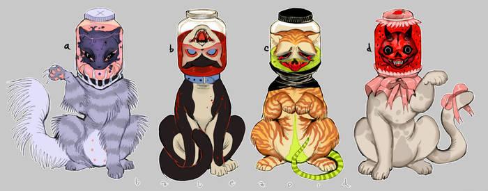 (closed) jar heads!