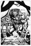 More INKPlay, over David Finch