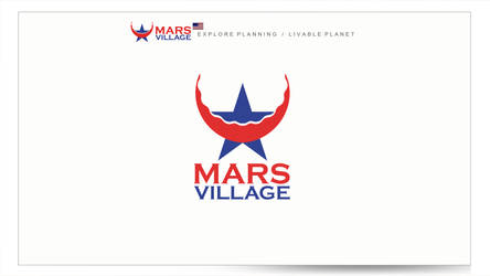 Mars village.