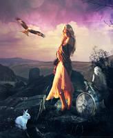 Down the Rabbit Hole by MafaRioch