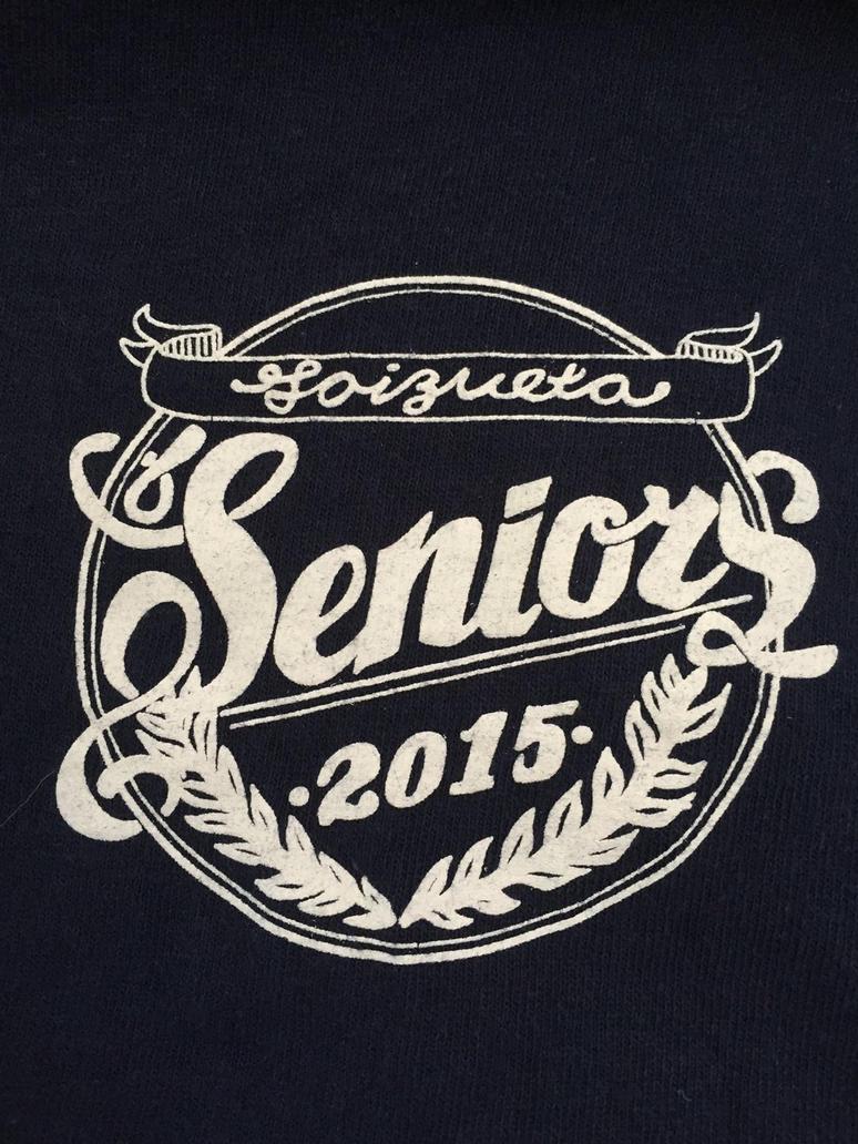 Goizueta Seniors shirt design by Leahna