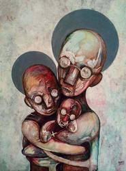SAINT FAMILY by broda502