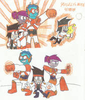ok ko:the guardians of the sun 2 by yogelis