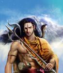 Dakshesh by rishabh-devil