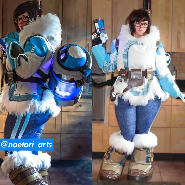 Mei cosplay: Overwatch by Natzolo on DeviantArt