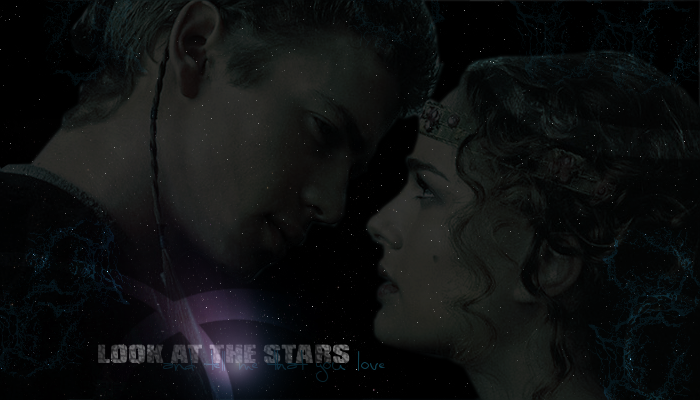 Look at the stars... - Anidala by Starwarsowa