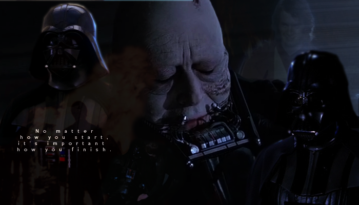 Darth Vader by Starwarsowa