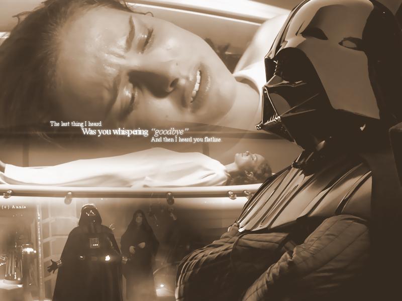 Death is easy... by Starwarsowa
