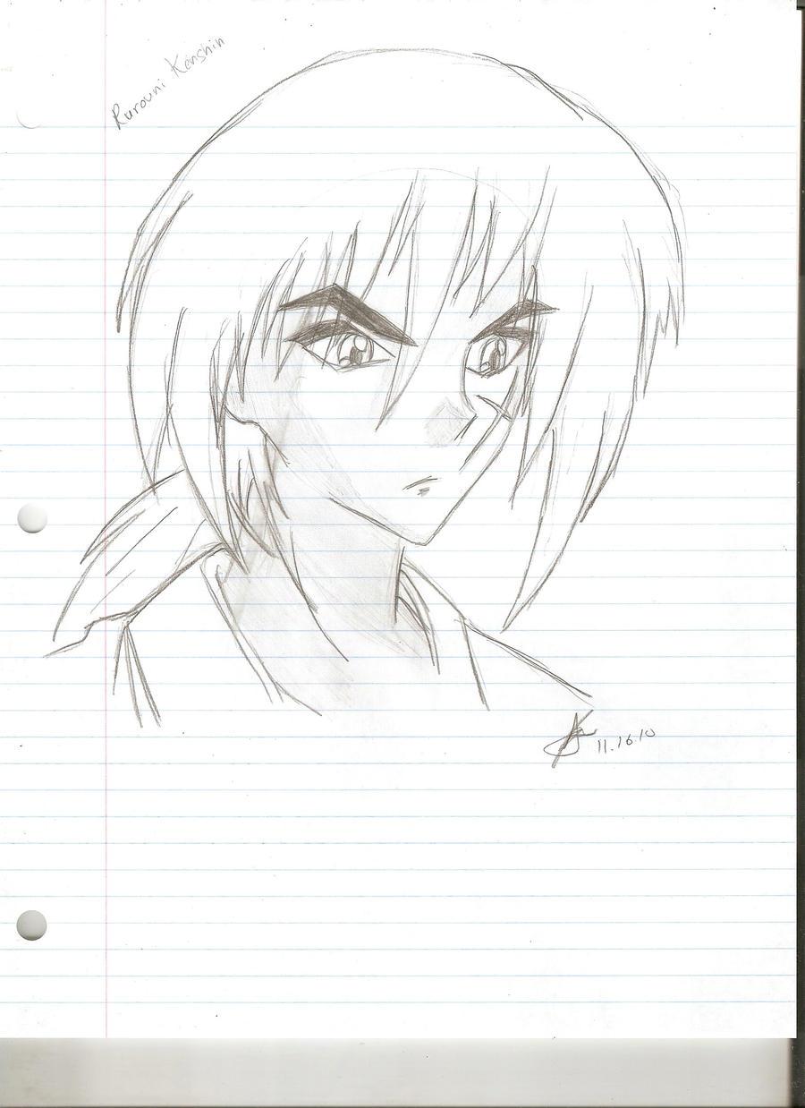Kenshin by chunkymonkey2483