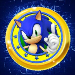 The 1st official logo of We Love Sonic(alt) by XxSonicForeverxX