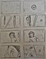 Meeting Dream - Pg 1 by LibraryCrew