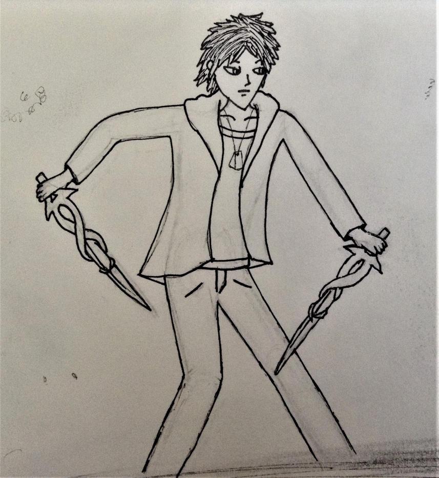 Brendan Rose Concept by LibraryCrew