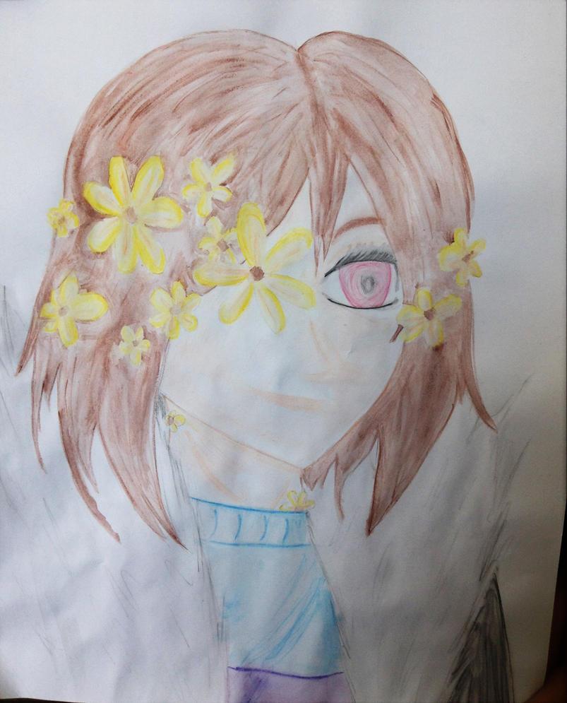 FlowerFellFrisk_Part2 by LibraryCrew