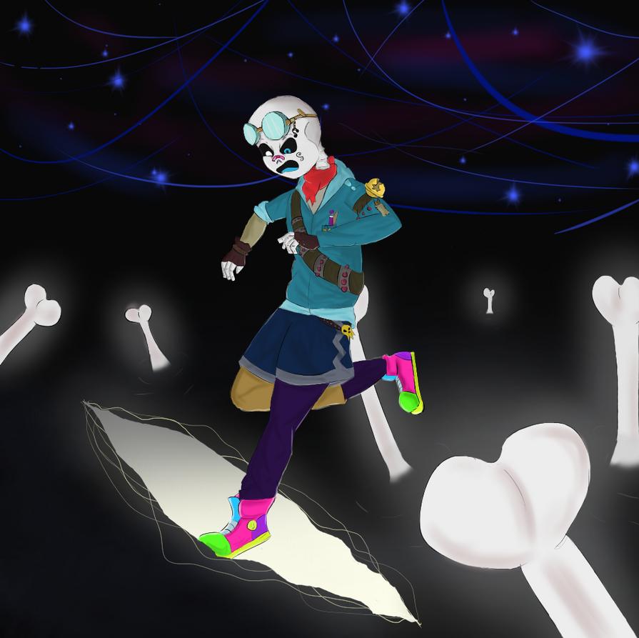Jynx Jump Finish by LibraryCrew