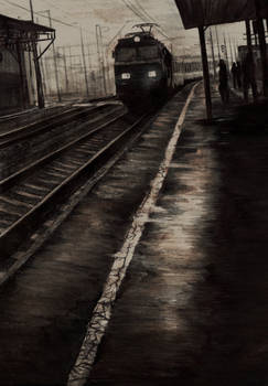 Last train home by 3APOANHY