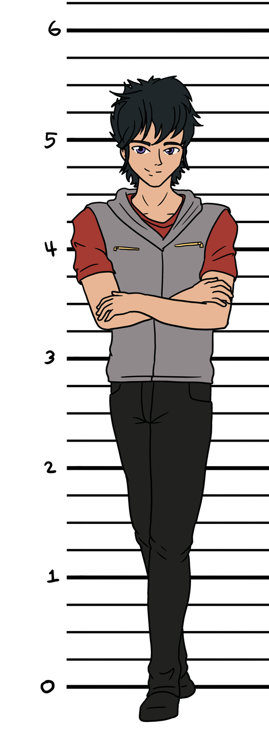 Dylan- 170 cm by Flautist4ever