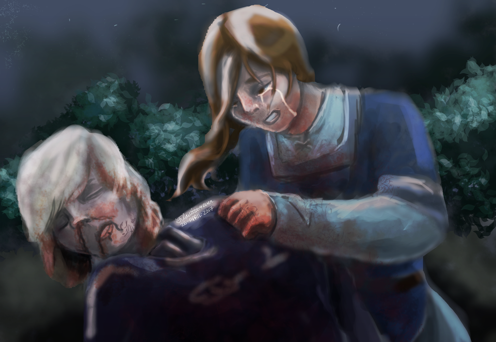 Painful Goodbyes by Flautist4ever