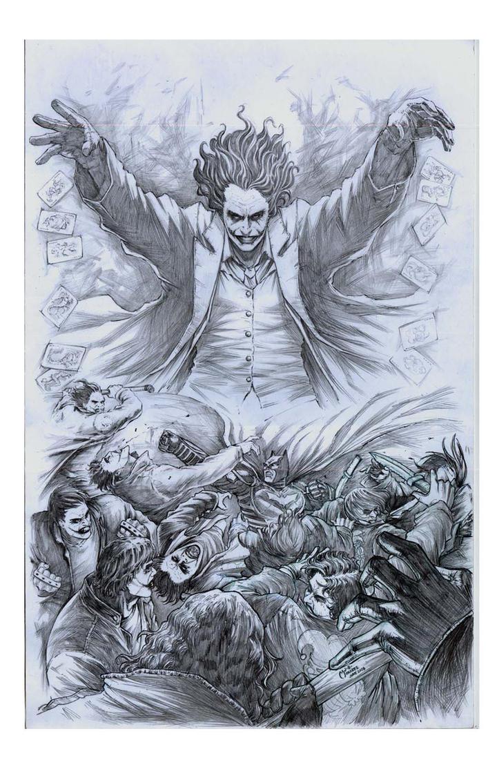 Simple___Kill the Batman by werder