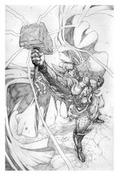 The Mighty THOR by werder