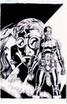 Venger Special COVER in Ink