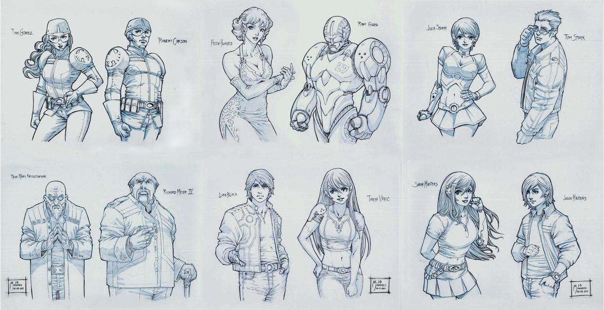 Gameart: Bionic Heart 2 cast by werder
