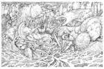Lizardmen Ambush by werder