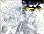 CGC Batman Cover Opps - Gotham Femmes by werder