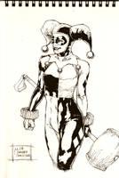 Harley Quinn by werder