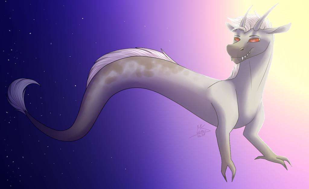 Dragon by LadyDragonX