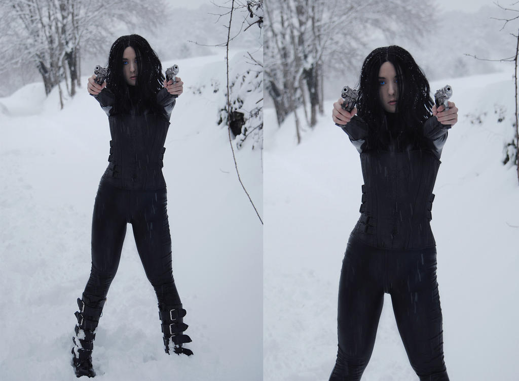 Selene Underworld Blood Wars cosplay by AngelaLara
