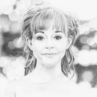 Lindsey Stirling by EpicArtGirl
