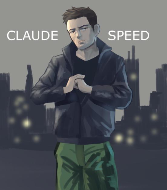 Claude Speed By FrostmanSnowman On DeviantArt