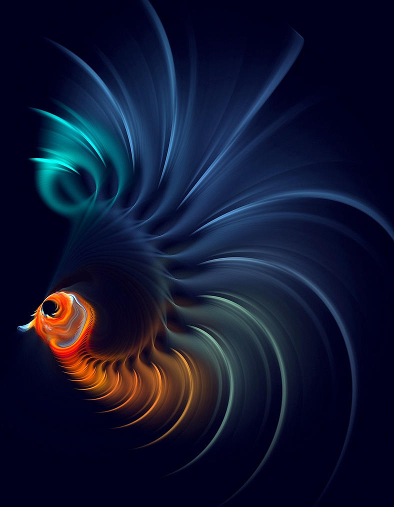 Bird of Paradise by eReSaW