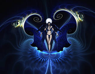 Queen of the Night by eReSaW