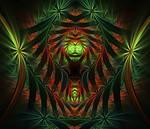 The secret deep in the jungle