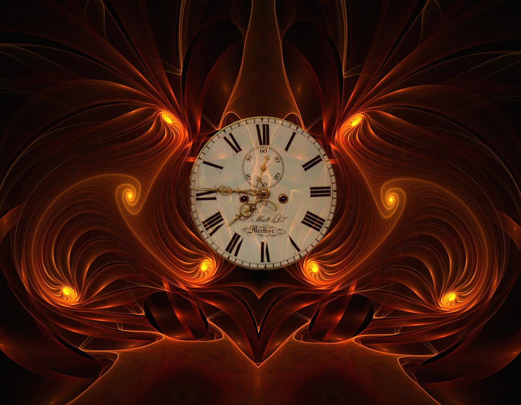 Flames of Time by eReSaW