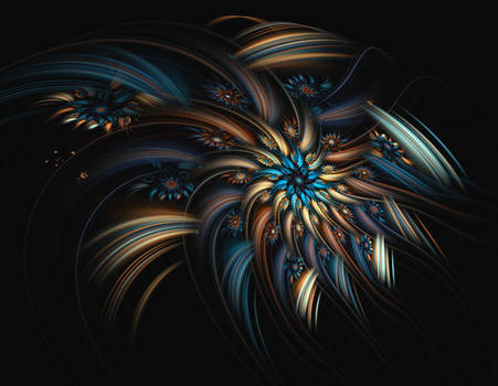 Streamlined Flower