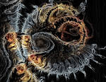 Fractal virus - highly contagious by eReSaW