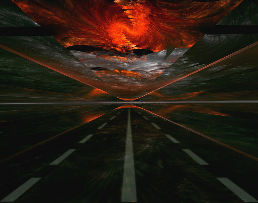 Highway to Hell by eReSaW on DeviantArt