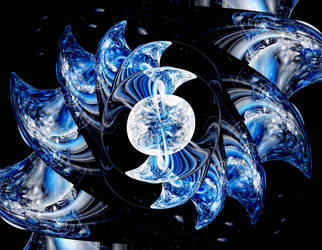 Ballet of  Waterdrops by eReSaW