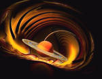 The long journey to Saturn