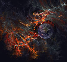 Planet in purgatory