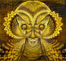 Golden Alien by eReSaW